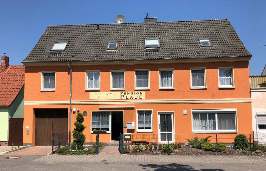 Pension Plaue, Pension in Brandenburg-Plaue bei Päwesin