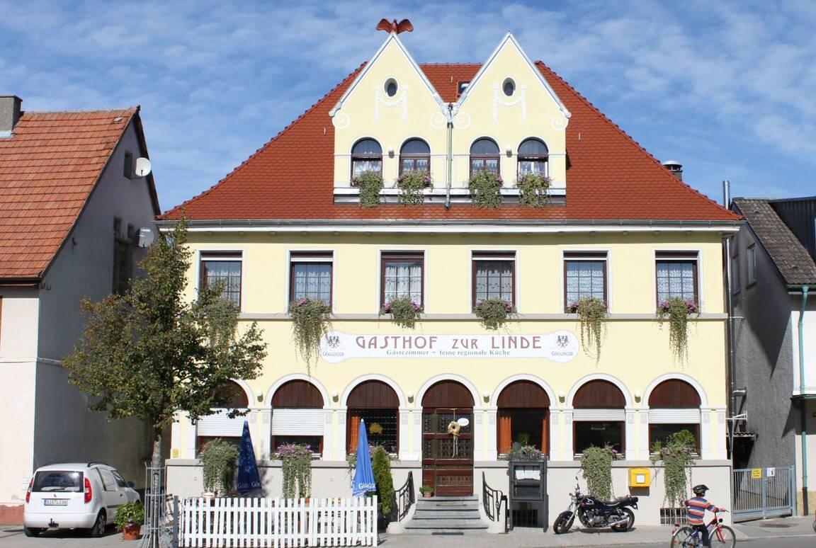 Stetten am kalten Markt: Hotel Garni Gasthof Zur Linde