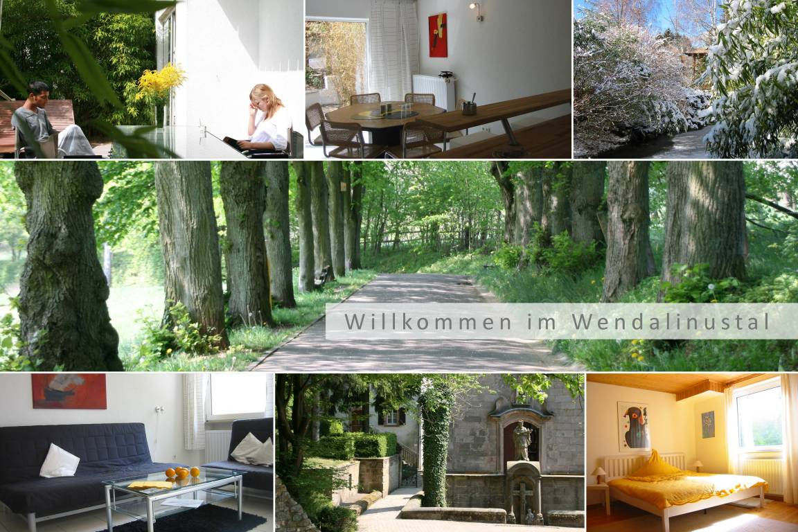 St. Wendel: Ferienwohnung Wendalinustal
