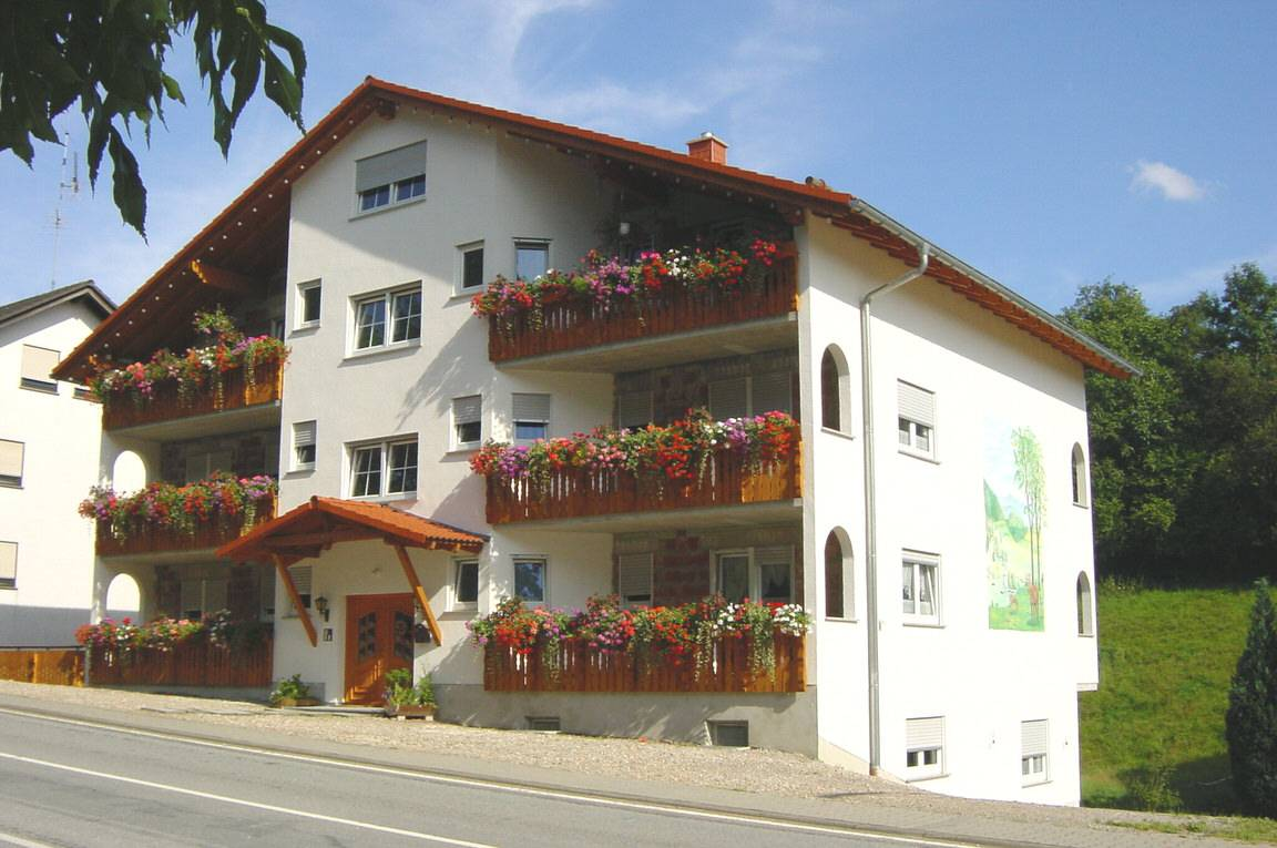 Ferienwohnung Gästehaus Rüger, Ferienwohnung in Birkenau bei Hockenheim