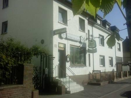 Mannheim: Pension Bilharz