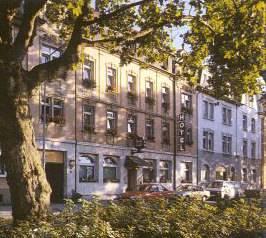 Karlsruhe:  Große Linde Guesthouse