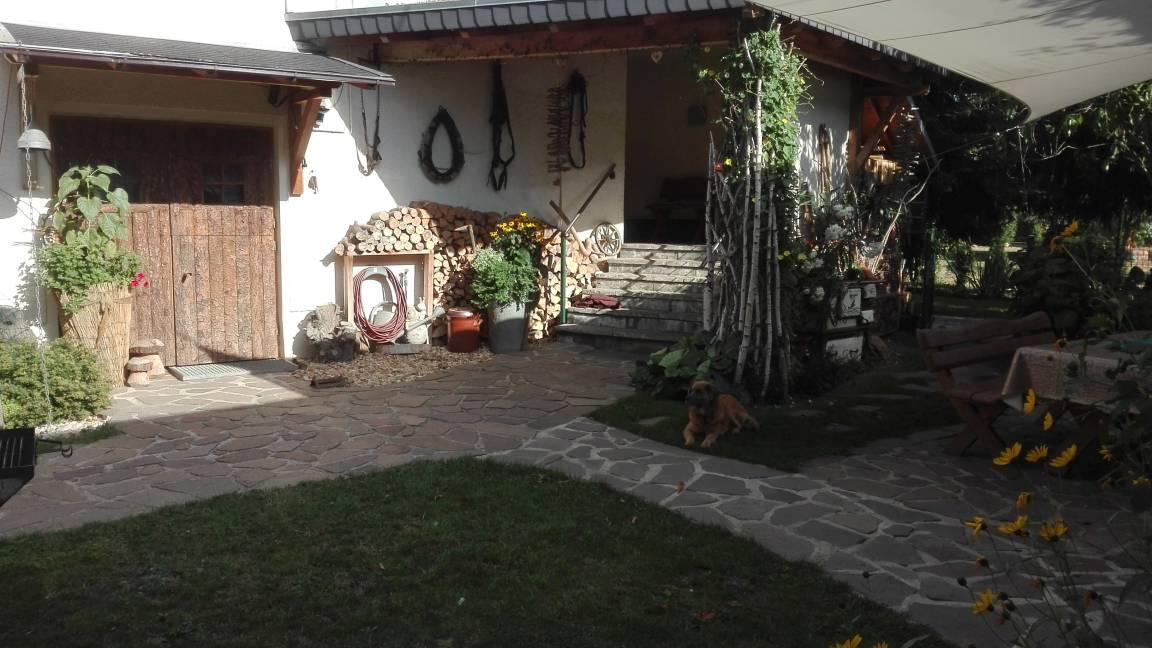 Zwenkau: Ferienwohnung LandPension Zwenkau