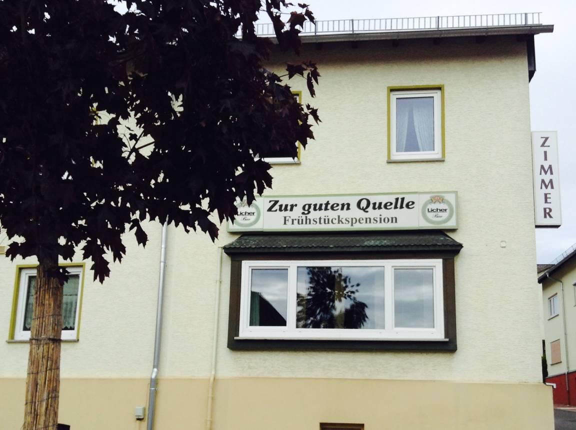 Taunusstein: Pension Zur Guten Quelle