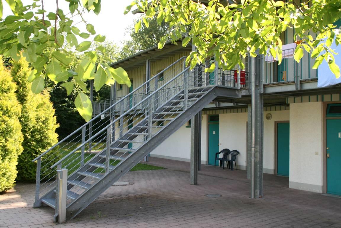Waldenburg: Gästehaus am BK Waldenburg