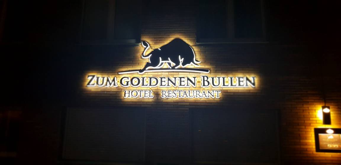 Zum goldenen Bullen , Pension in Dorsten