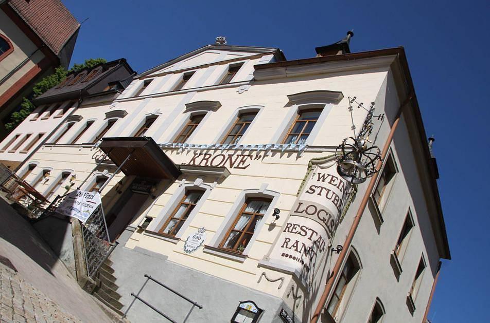 Bad Brückenau: Hotel Garni Hotel zur Krone