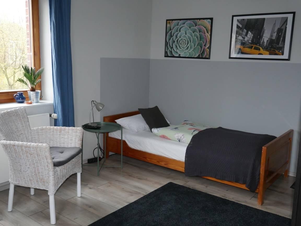 Gästehaus Suzanne, Pension in Klein Offenseth-Sparrieshoop