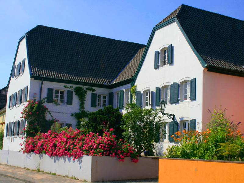 Rhein River Guesthouse, Pension in Leverkusen bei Düsseldorf