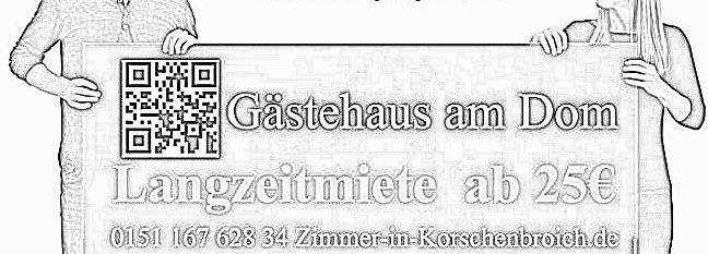 Gästehaus am Dom, Pension in Korschenbroich