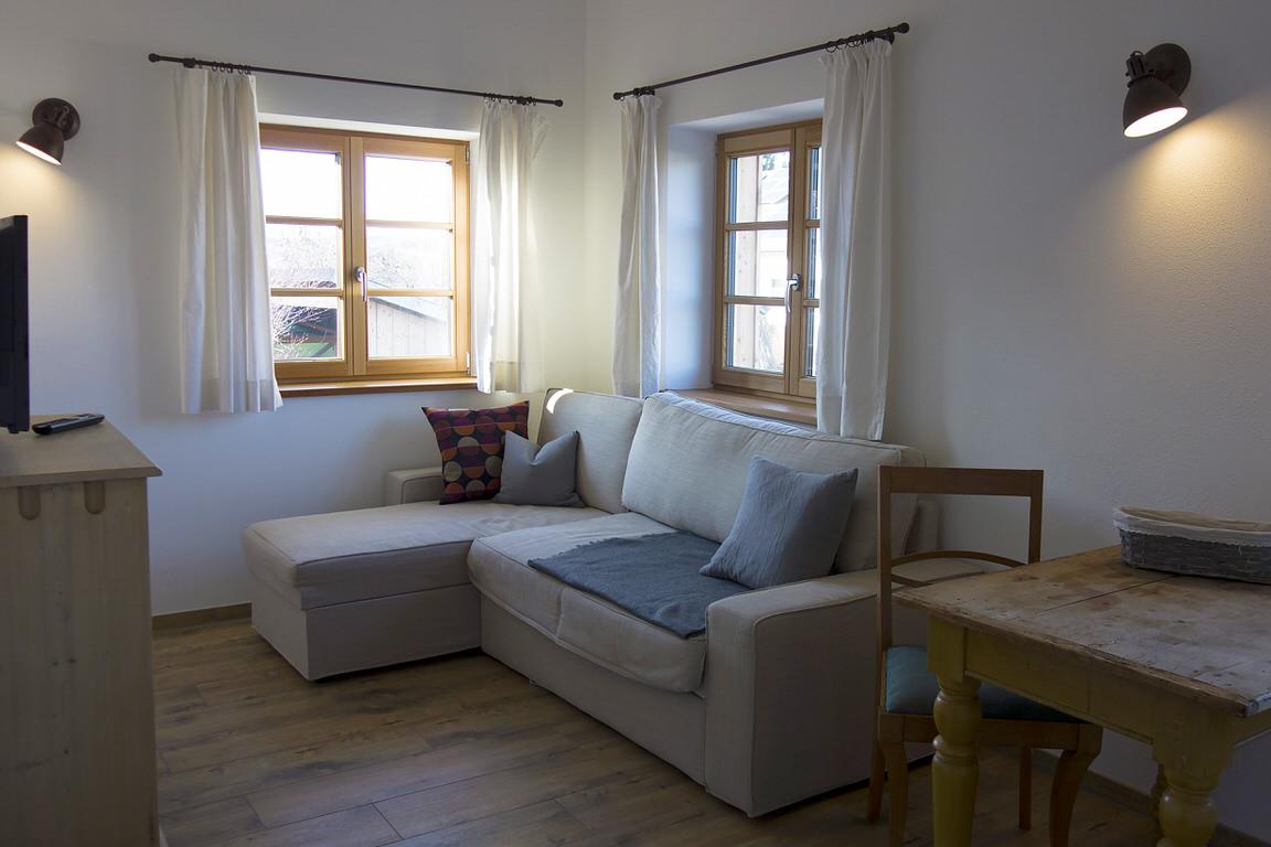 Hirsch'ns Land-Café und Ferienwohnungen, Pension in Emmering bei Vogtareuth