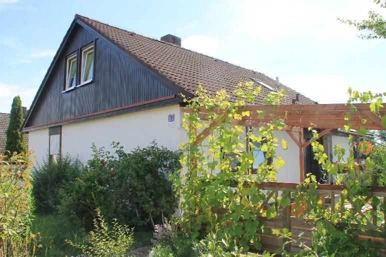 Bischberg:  Appartment-Ferienhaus Bergblick bei Bamberg