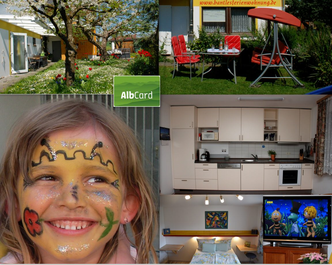Bantles Parterre Ferienwohnung, Ferienwohnung in Bingen bei Überlingen