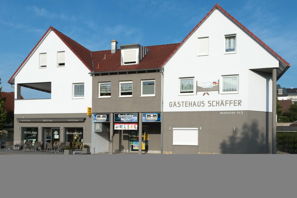 Monteurzimmer in Güntersleben bei Würzburg