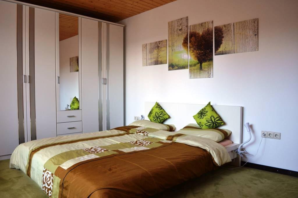 Ferienwohnung BackHaus, Ferienwohnung in Bad Bocklet bei Gochsheim