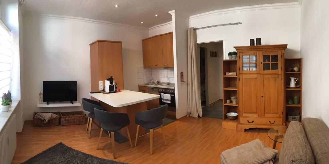 Appartement Haus Fischer, Appartement in Remscheid bei Gelsenkirchen