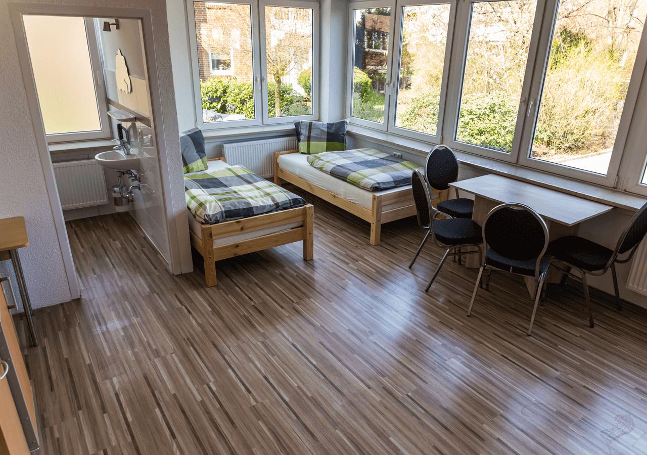BoardingHouse Hamburg, Pension in Hamburg bei Pinneberg