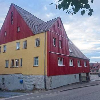 Gästezimmer in gemütlichem Fachwerkhaus, Appartement in Sachsenheim bei Hockenheim