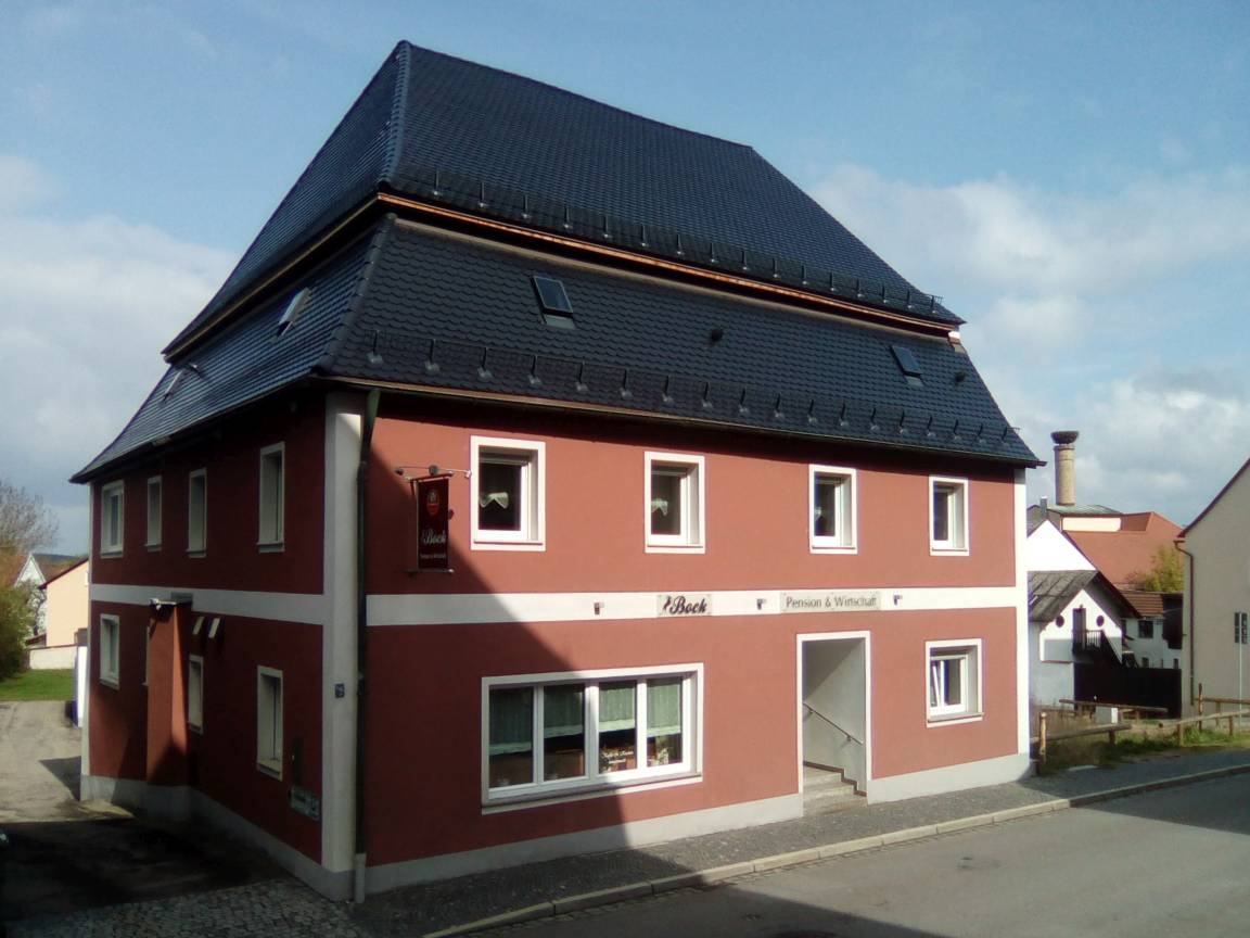 Regenstauf: Pension Bock - Bed & Breakfast