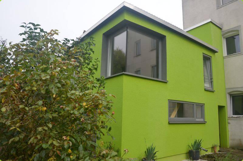 Kassel: Ferienwohnung dAS GRÜNE HAUS
