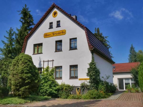Pension Friederike Bad Saarow & Fürstenwalde, Pension in Bad Saarow bei Storkow