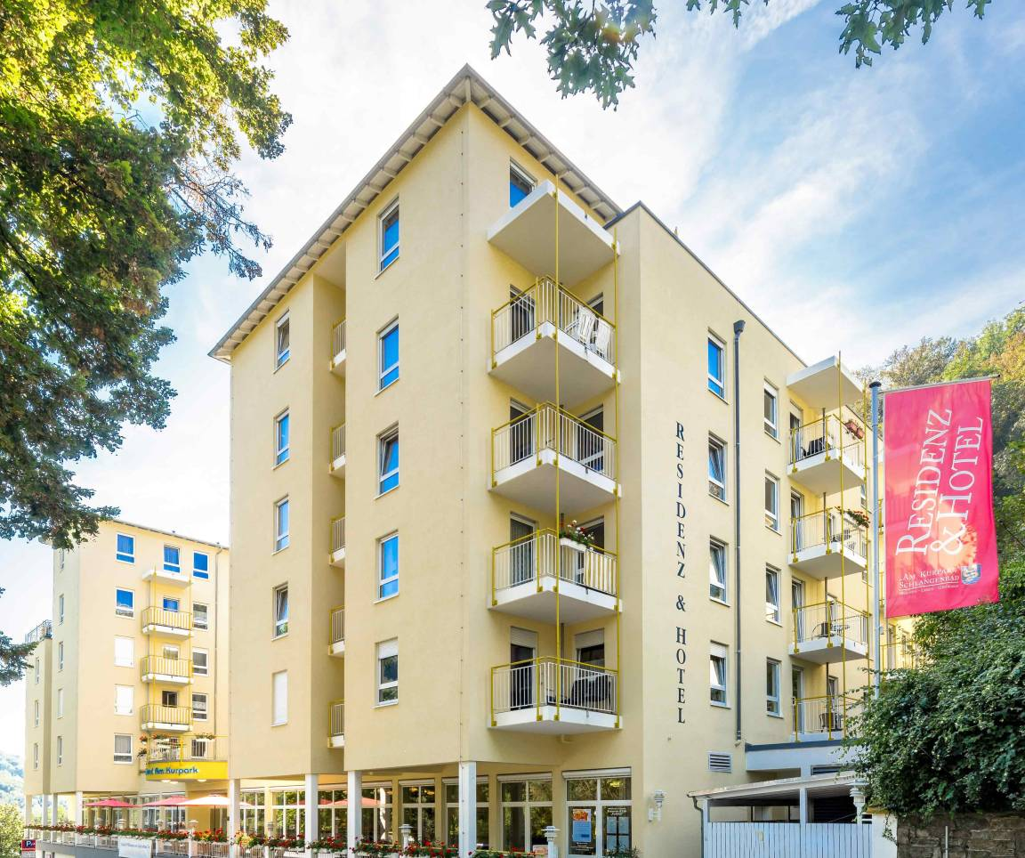 Schlangenbad: Hotel & Residenz Am Kurpark