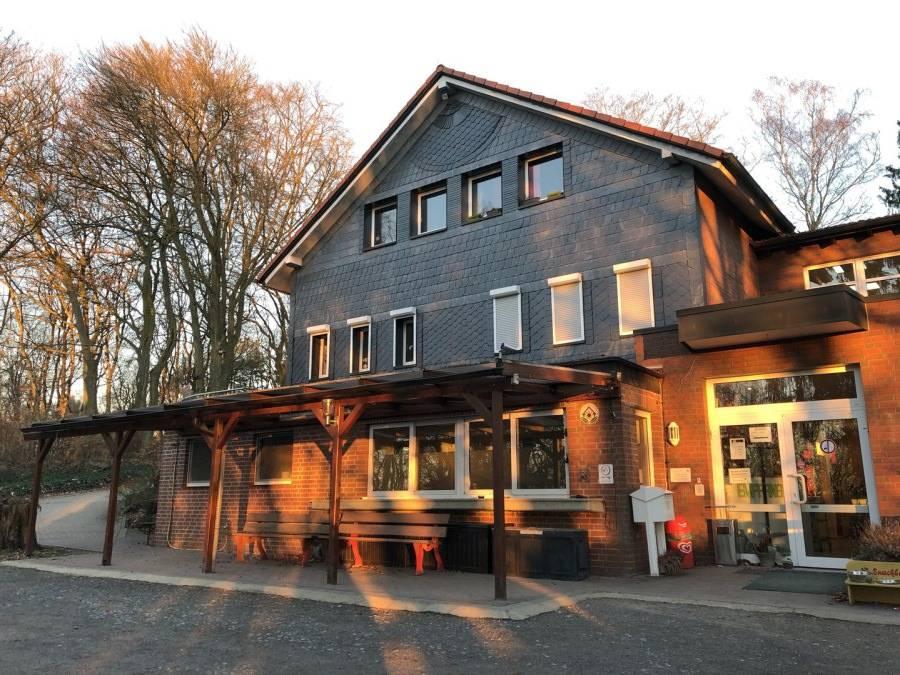 Schwerte:  Jugendtagungsstätte Naturfreundehaus Ebberg