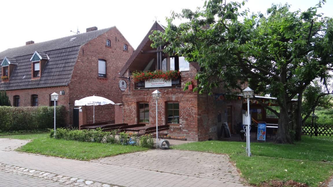 Ferienwohnung Zum-Kirschbaum, Ferienwohnung in Angermünde bei Bernau