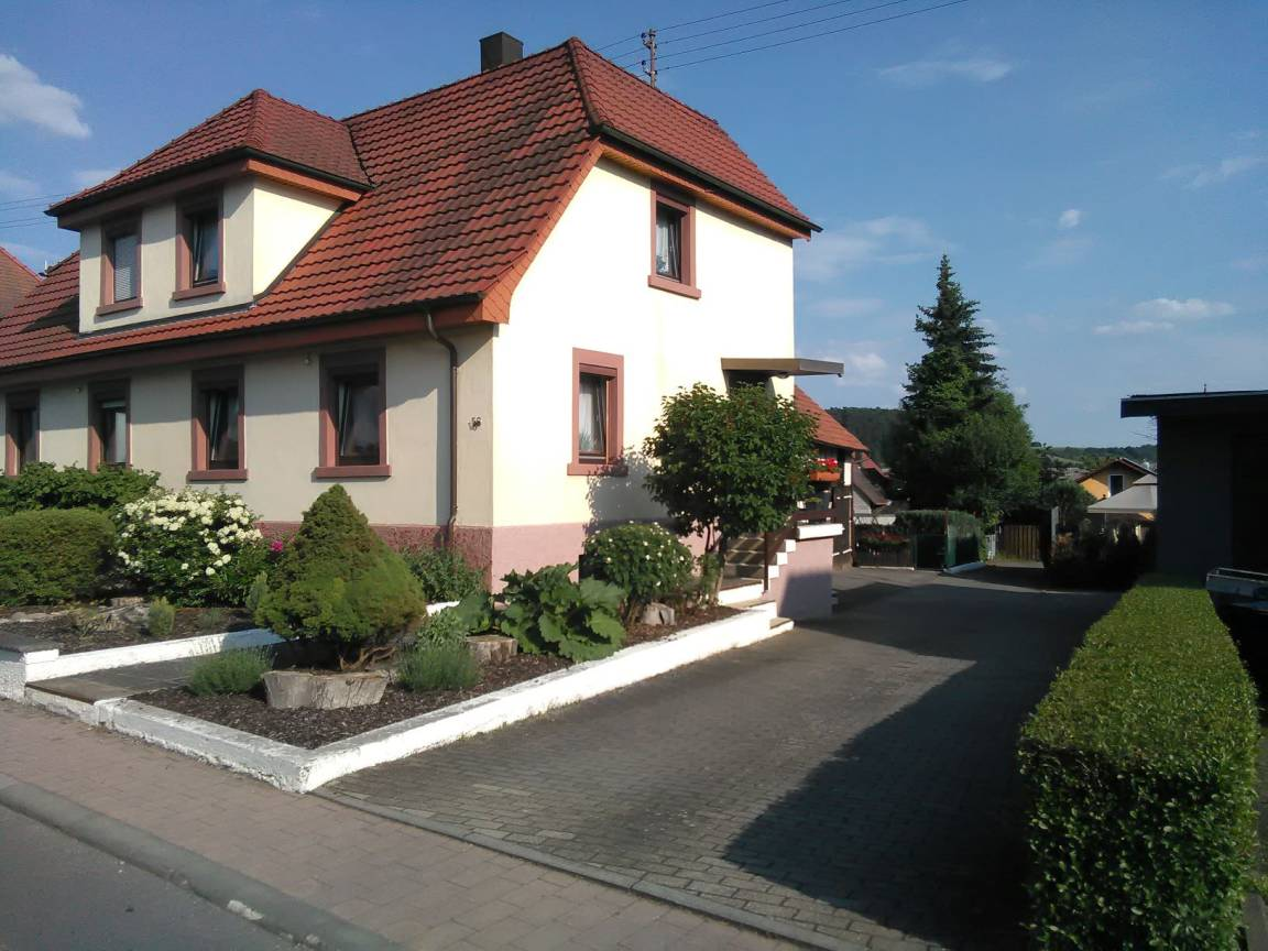 Zimmer Zeller, Monteurzimmer in Hardheim bei Miltenberg