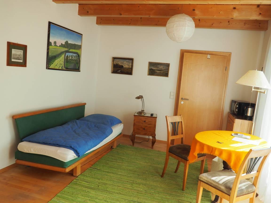 Gästezimmer Hechendorf in Seefeld