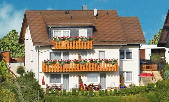 Haus Nietmann 4 Sterne Ferienwohnungen, Ferienwohnung in Altenau bei Salzgitter