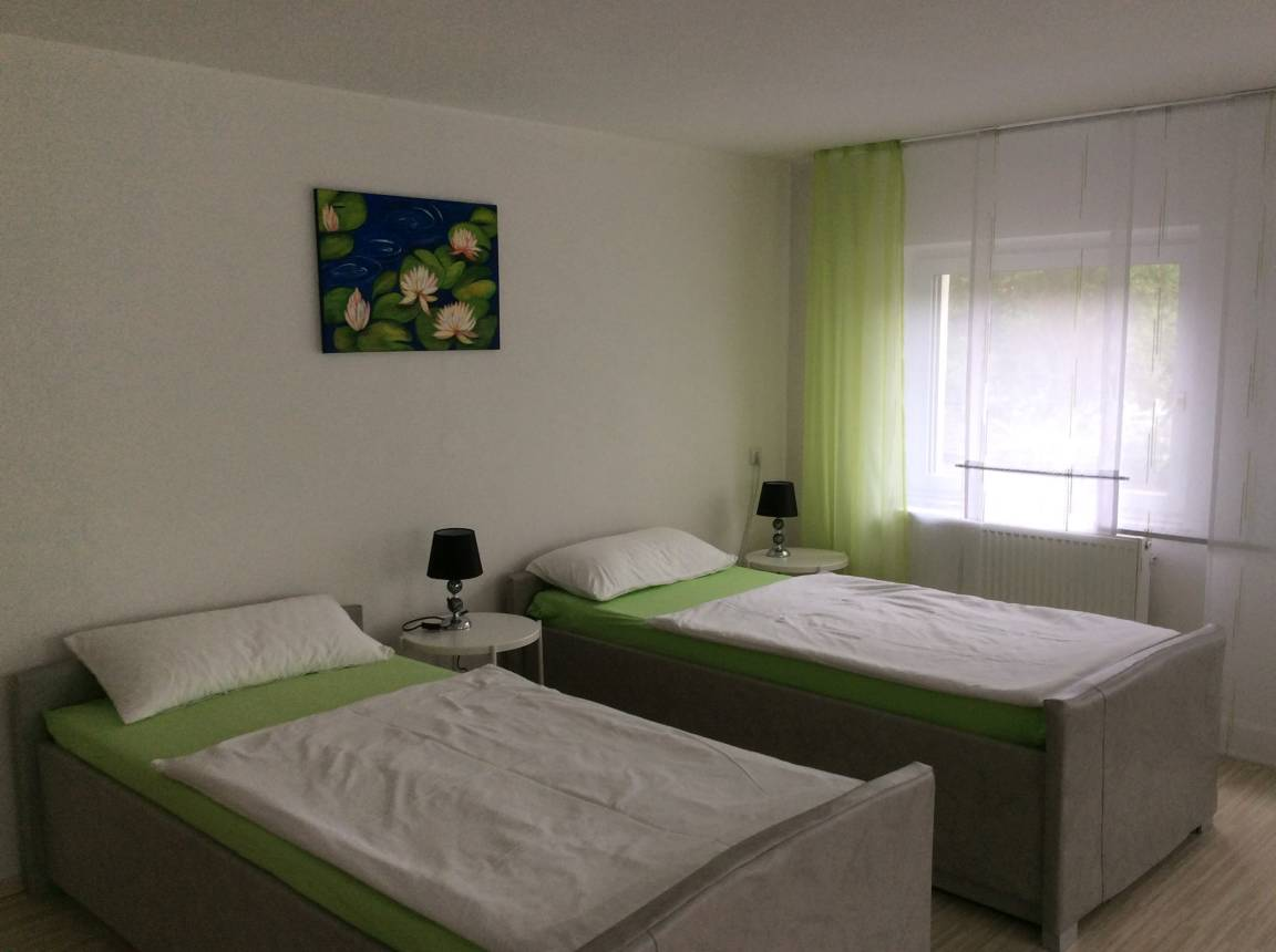 Zimmer Wenzel, Pension in Roxheim