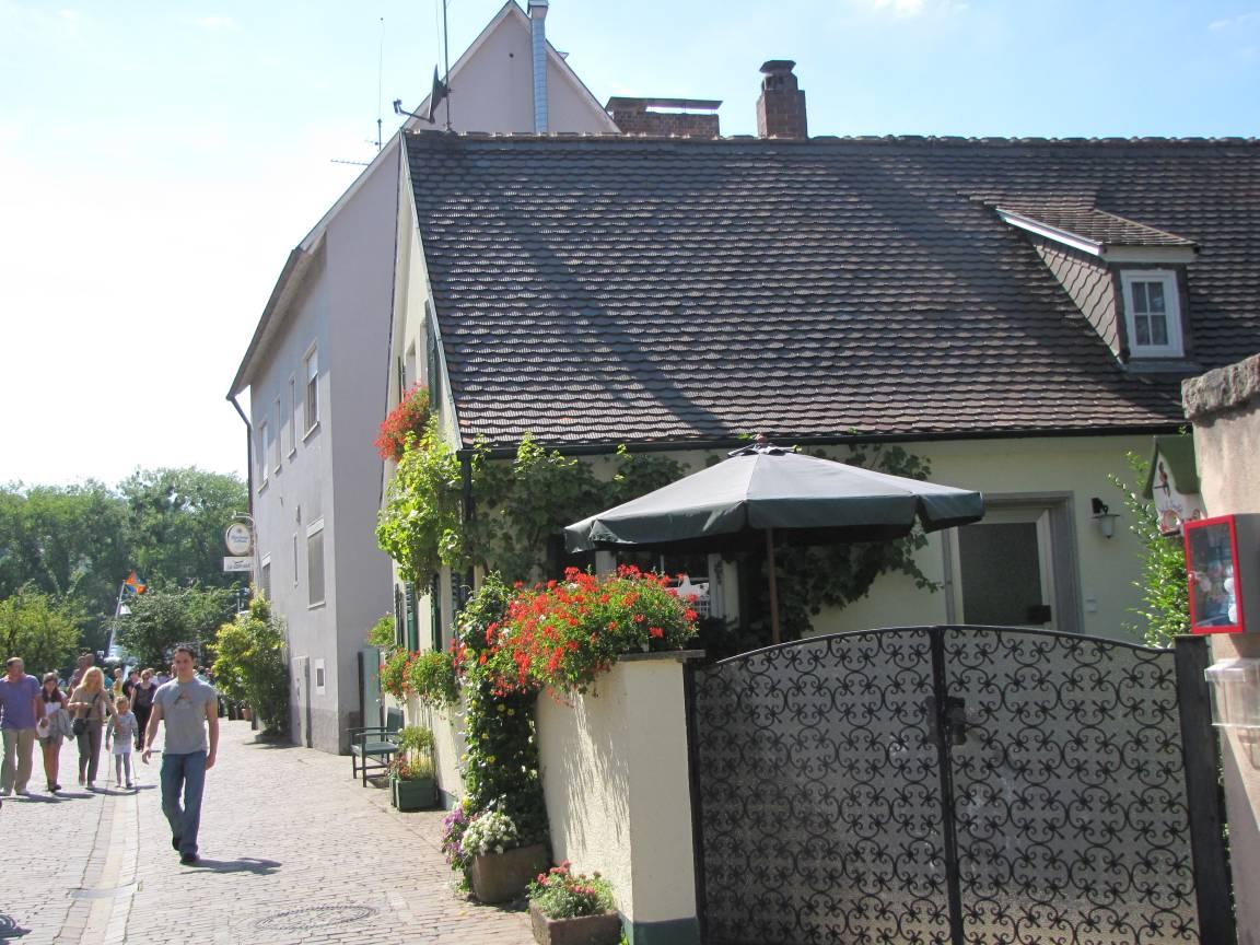 Veitshöchheim: Ferienhaus Wiek am Main