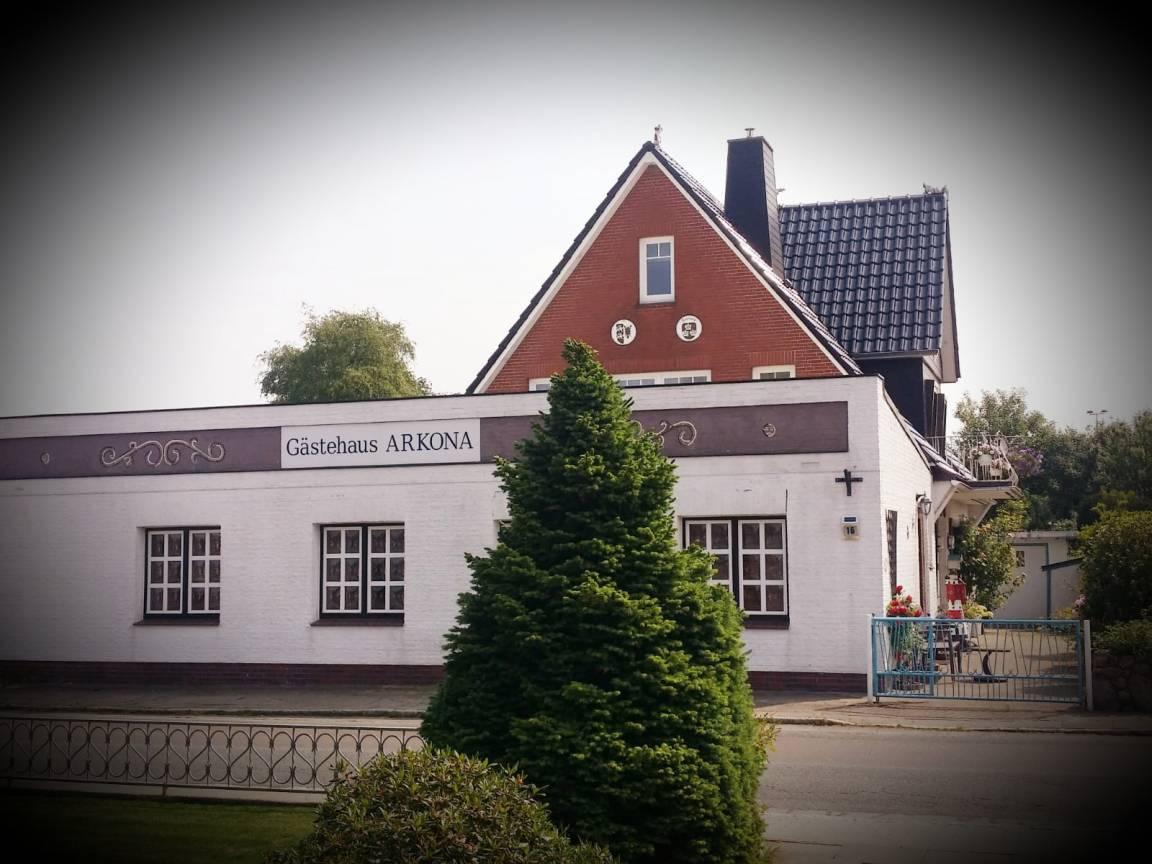 Tönning: Gästehaus Arkona