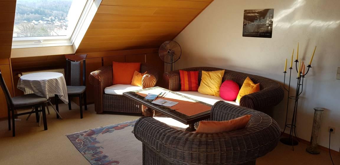 Appartement Ferienwohnung Angelika, Appartement in Bad Kissingen bei Gochsheim