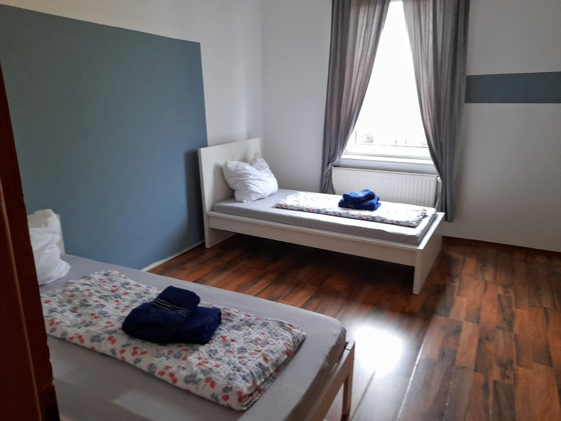Augsburg: Zimmer Craftmen´s Home Höchstetterstraße