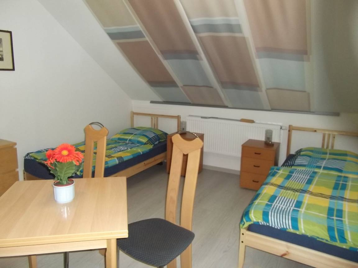 Monteurzimmer in Herzogenaurach bei Fürth