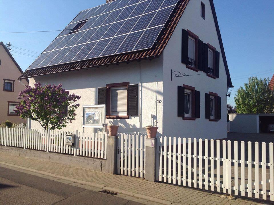 Ferienwohnung Mayerhof, Ferienwohnung in Impflingen bei Hockenheim
