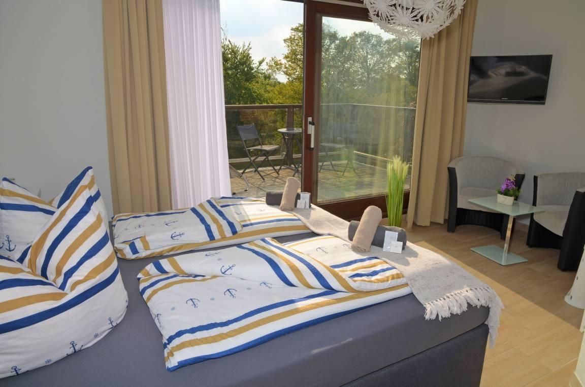 Cuxhaven-Döse: Hotel Zur Seerobbe
