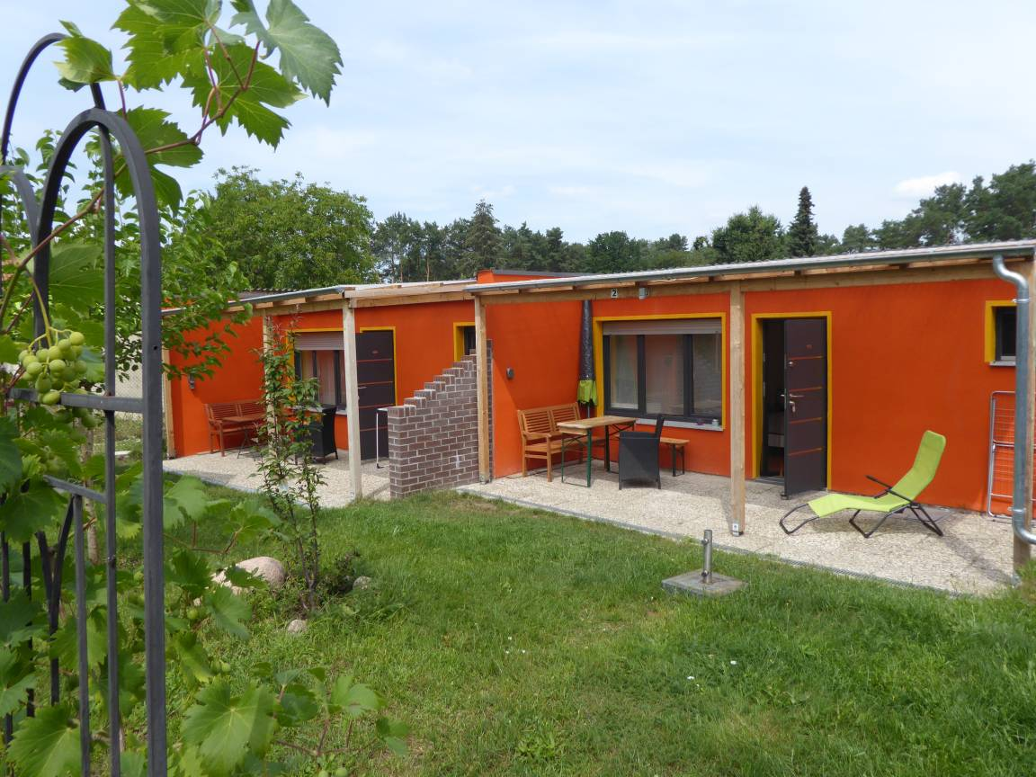 Appartement Casa K, Pension in Zossen bei Zesch am See