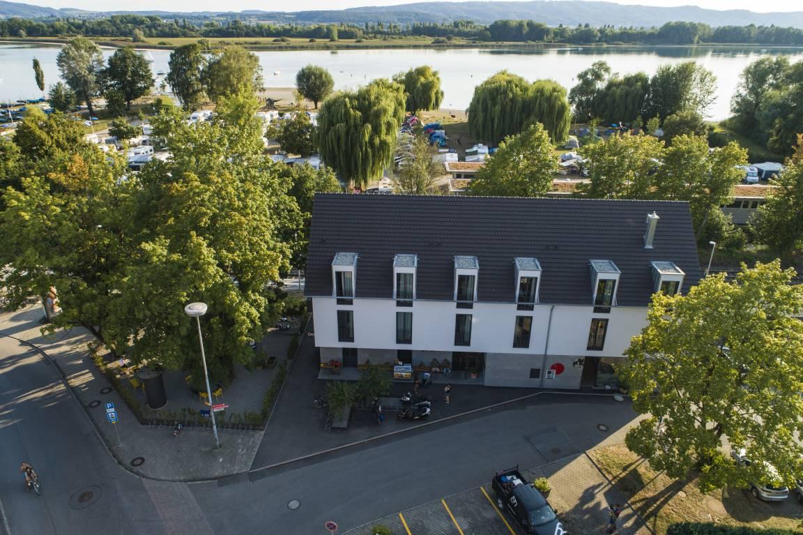 RADHOTEL am Gleis, Pension in Radolfzell bei Allensbach