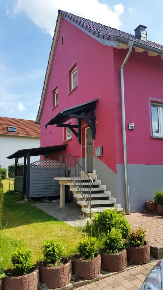 Waldmohr: Ferienhaus Gästehaus-Waldmohr