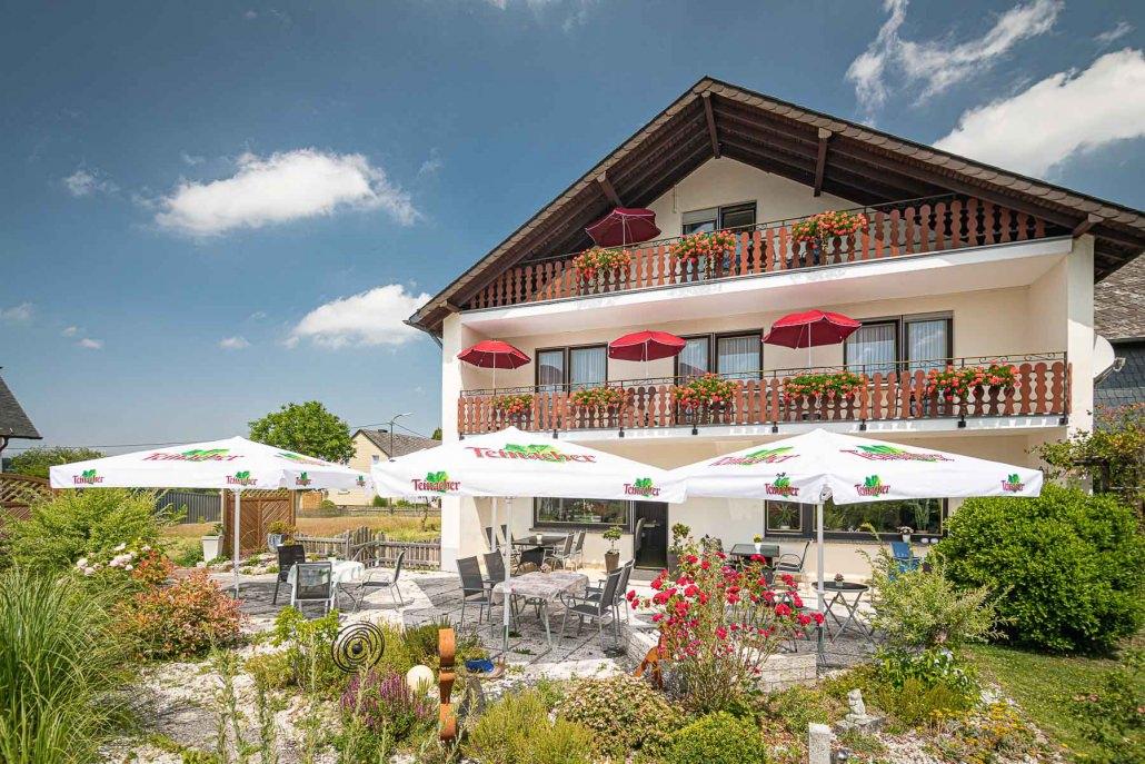 Geisfeld: Pension Landhaus HEIMISCH