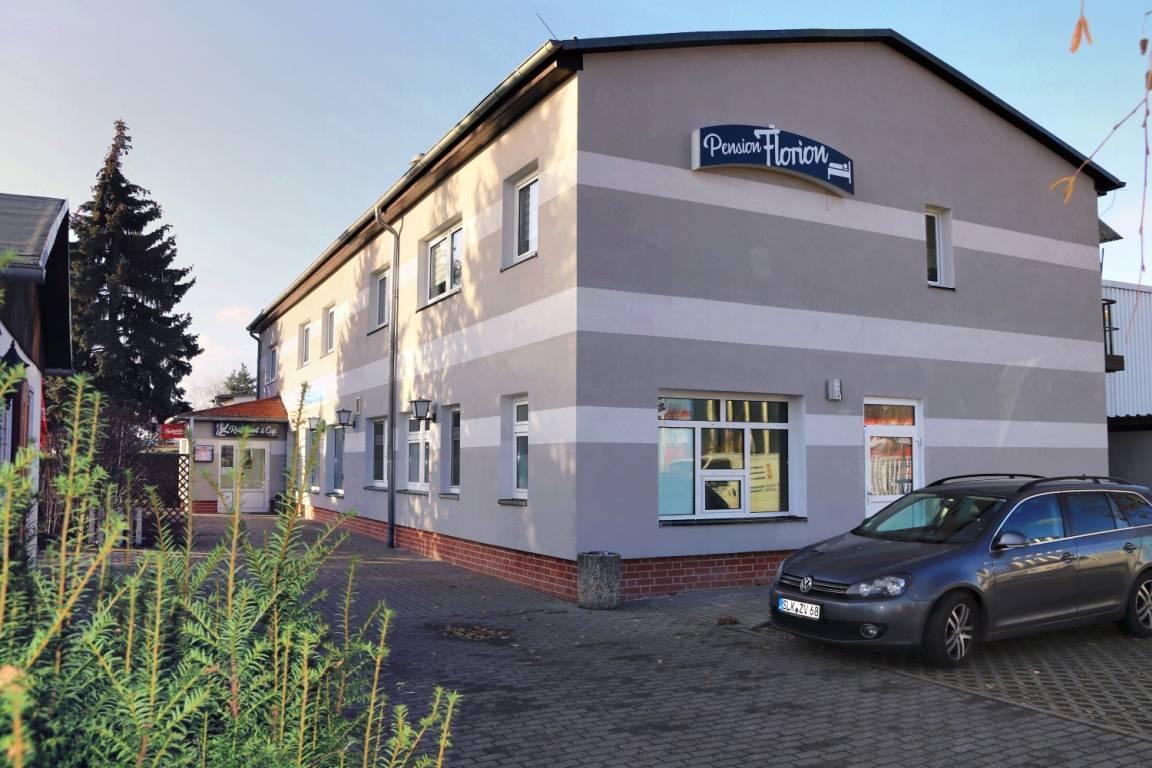 Bernburg: Pension Florion