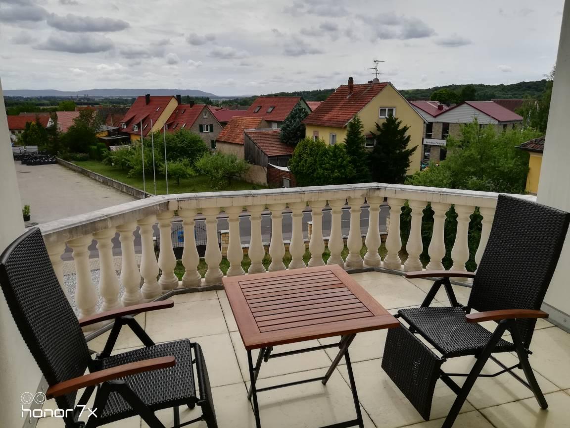 Sommerach: Privatzimmer Villa Scheckenbach