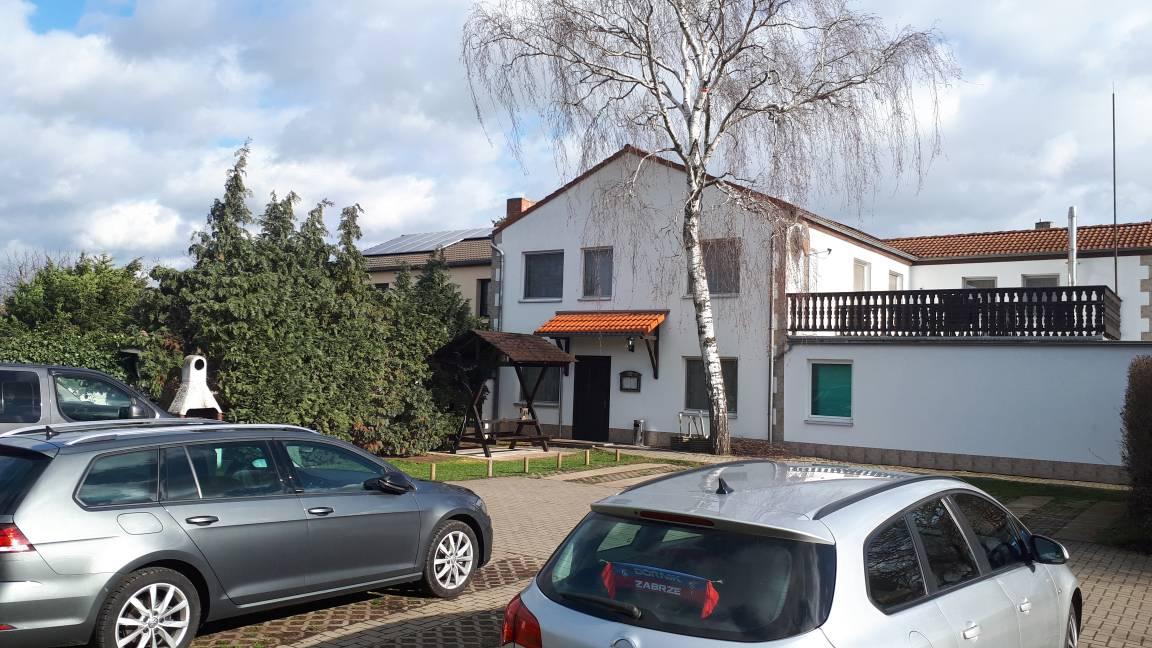 Magdeburg-Rothensee: Pension Birkenhof