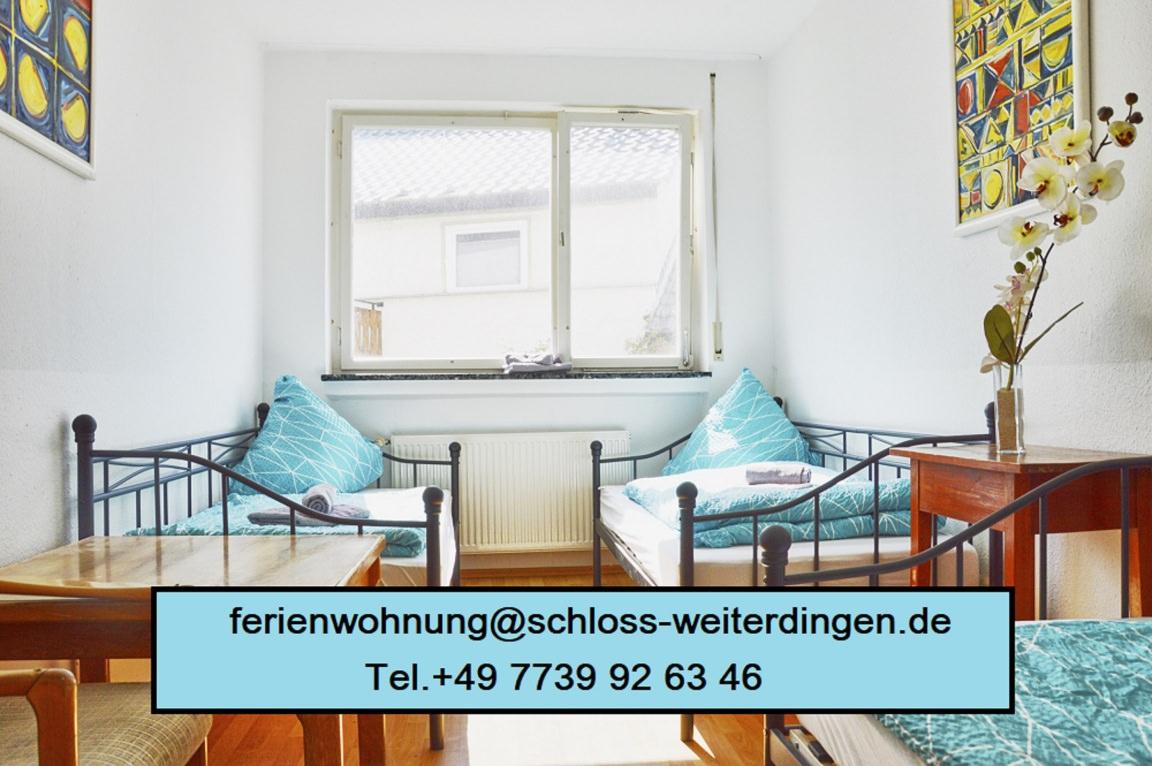 Ferienwohnung Monteurzimmer Monteurwohnung Casa Schloss Weiterdingen, Ferienwohnung in Hilzingen bei Frickingen