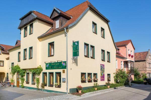 Hotel garni zum Rebstock, Hotel in Naumburg bei Braunsbedra