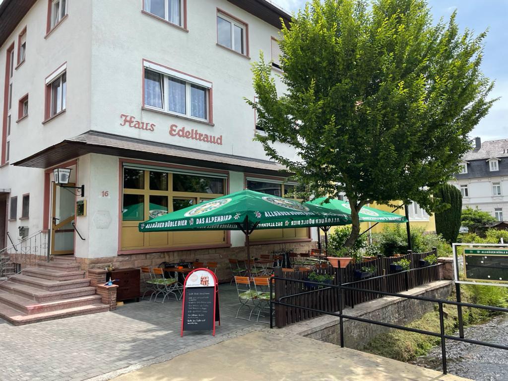 Landgasthof Zum Heidekrug, Pension in Bad Orb bei Frankfurt am Main