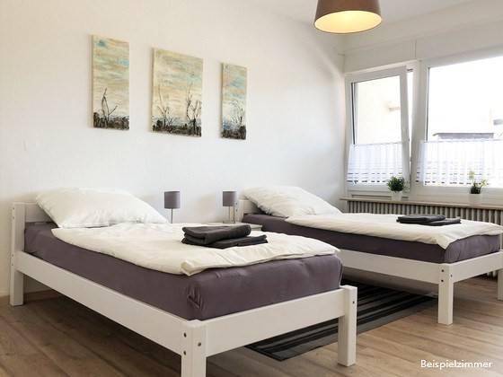 Monteurwohnung P.A.U.L., Appartement in Tübingen bei Stuttgart